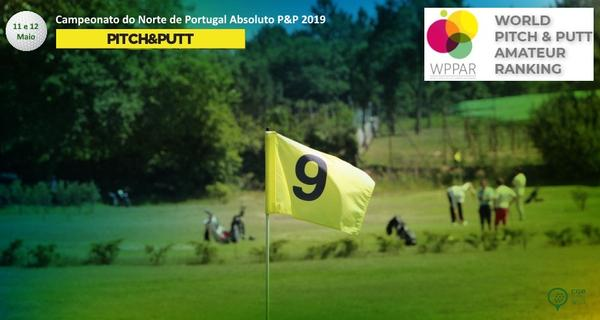 Campeonato do norte de portugal absoluto pp 2019